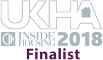 UKHA Inside Housing 2018 Finalist